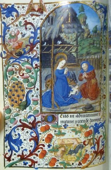 Libro de Horas de los Siete Pecados Capitales, s. XV