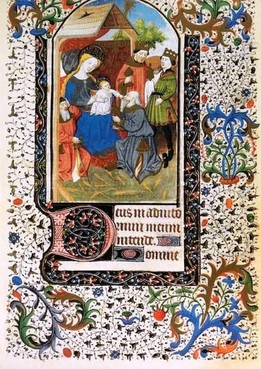 Libro de Horas de la Virgen Tejedora, s. XV