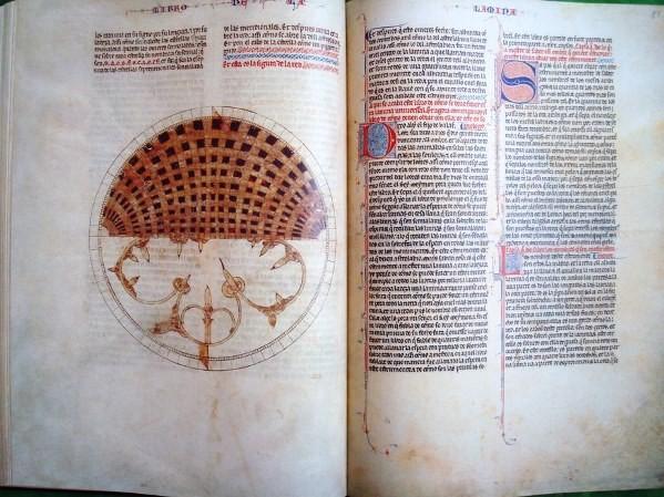 Libros del Saber de Astronomía de Alfonso X el Sabio, s. XIII