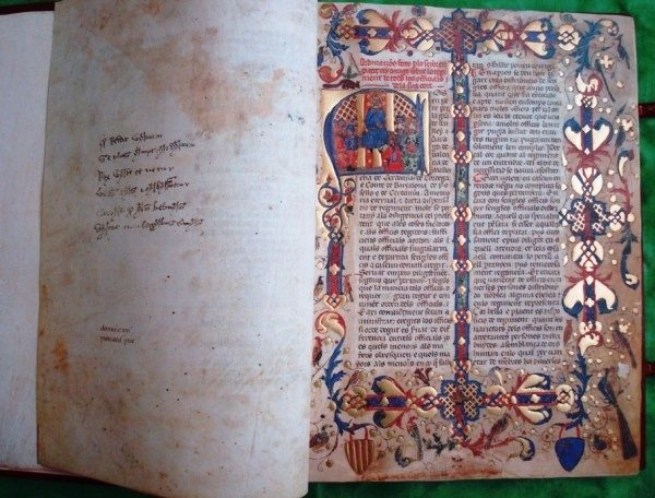Las Ordenaciones de Pedro IV de Aragón, 1353