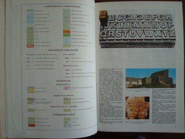 Diccionario Enciclopédico Básico Salvat Uno, 1985