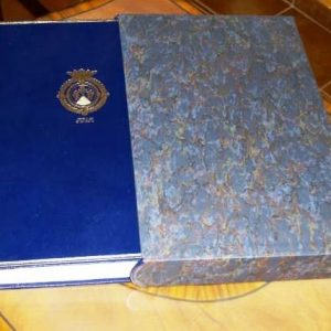 Enciclopedia de Diderot y D'Alembert, azul, nueva, FMR
