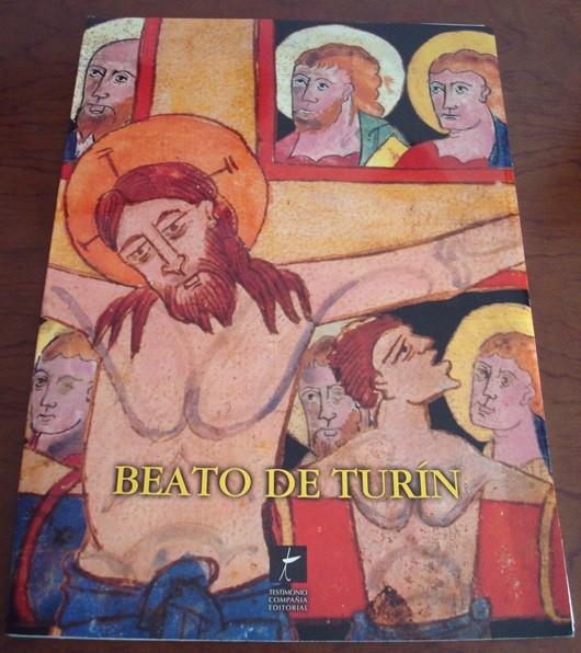 Hojas del Beato de Liébana códice de Turín, s. XII