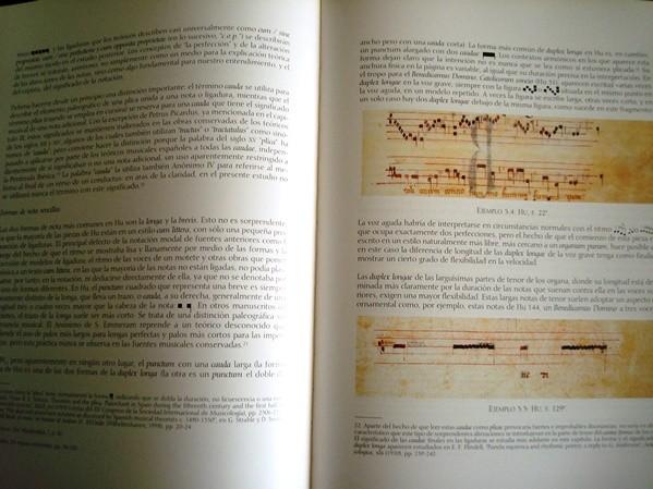 Libro estudio del Códice musical de Las Huelgas, s. XIV