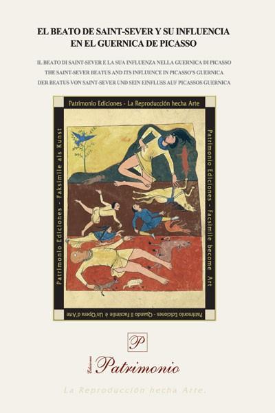 Beato de Liébana códice de Saint-Sever, s. XI, edición Serie Oro *****