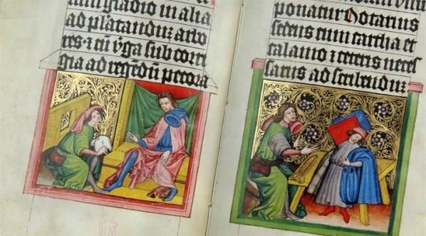 Tractatus de Ludo Scacorum (Tratado del juego del ajedrez), siglo XV