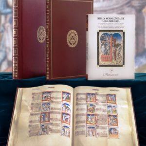 Biblia Moralizada de los hermanos Limbourg, c. 1403
