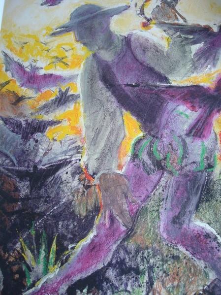 "Don Quijote. Ideas e imágenes del ""Quijote"". Cervantes. Matías Quetglas. FMR ART'E'"