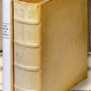 Book of Kells, facsímile alemán de 1990