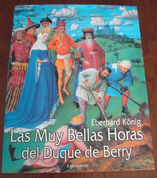 The Very Fine Hours of the Duke of Berry, Eberhard König