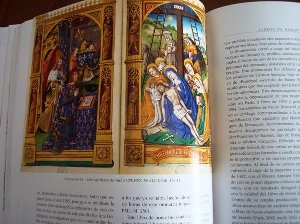 Horae, Libros de Horas en Bibliotecas Españolas