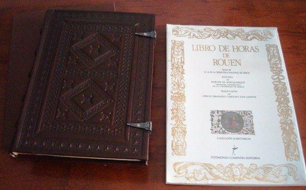 Libro de Horas de Rouen, s. XV