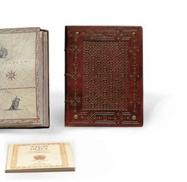 Atlas de Oliva, año 1580