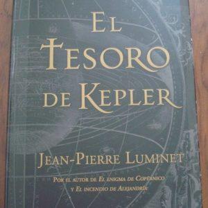 El tesoro de Kepler, Jean-Pierre Luminet, 2009