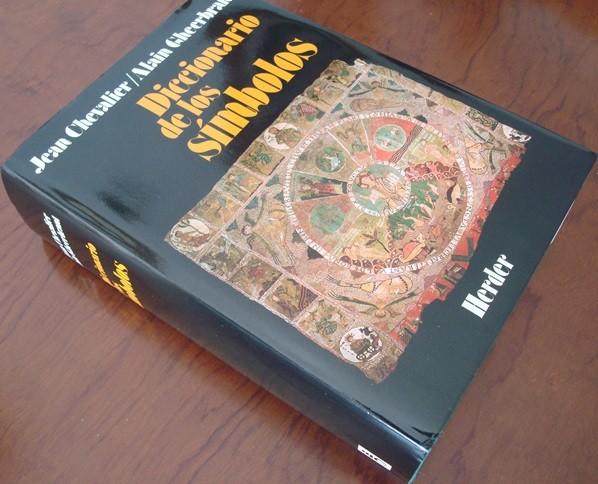 Diccionario de los símbolos. Chevalier-Gheerbrant. 5 ed. esp. 1995