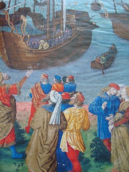 Historia de la Guerra de Troya. Histoire de la destruction de Troye la Grant (s. XV) *****