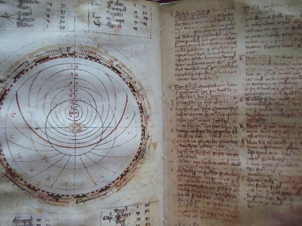 Textos astronómicos, s. XI-XII