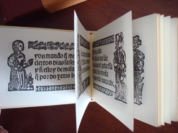 Libro de Motes de Damas y Cavalleros…, Luis Milán, 1535