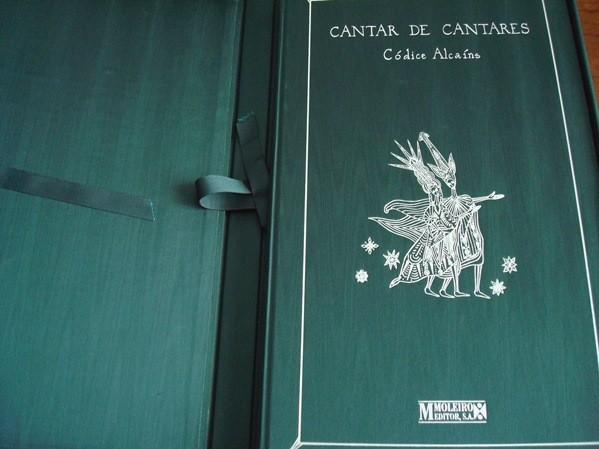 Cantar de Cantares, códice Alcaíns, 1999