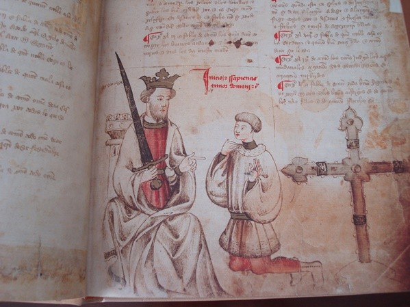 Castigos e Documentos del Rey Don Sancho, s. XIII