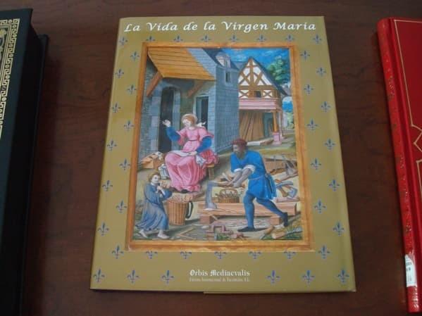 La Vida de la Virgen María, siglo XVI (5*)