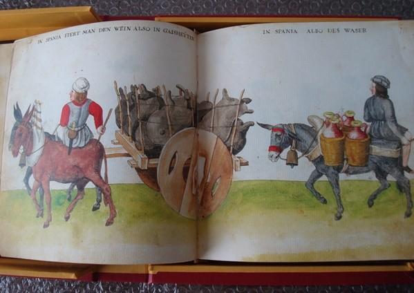 Códice de Trajes, s. XVI, BNE
