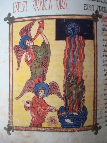 Colección completa Beatos de Liébana iluminados, siglos IX al XIII