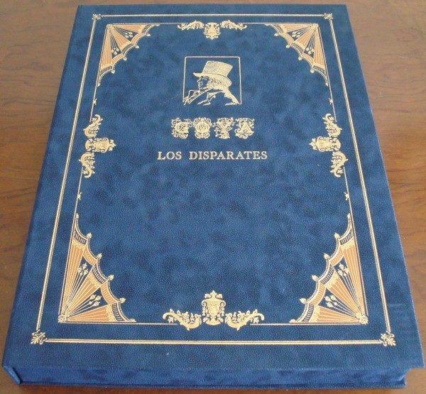 Goya: colección obra gráfica edición bibliofilia de lujo