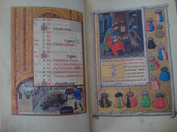 Libro de Horas de La Flora, s. XV