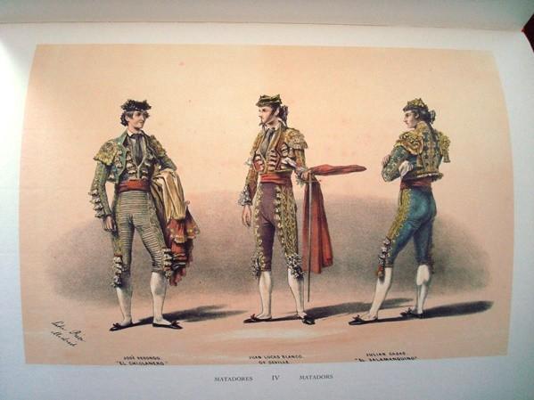 Tauromaquia, las corridas de toros de España, 1852, Lake Price