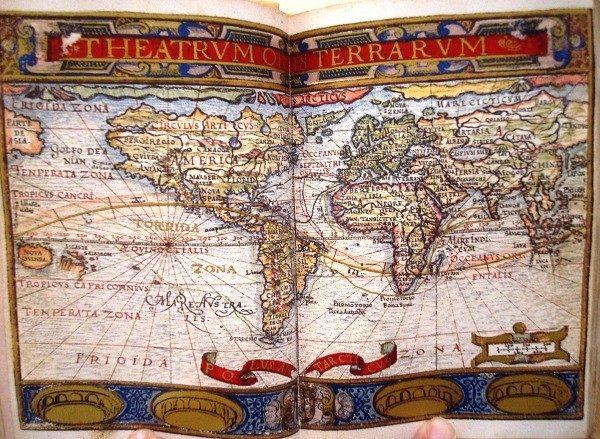 Compendium Geographicum, Texeira, c. 1660