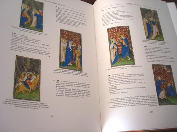Grandes Horas de Rohan, siglo XV ***** (número muy bajo)