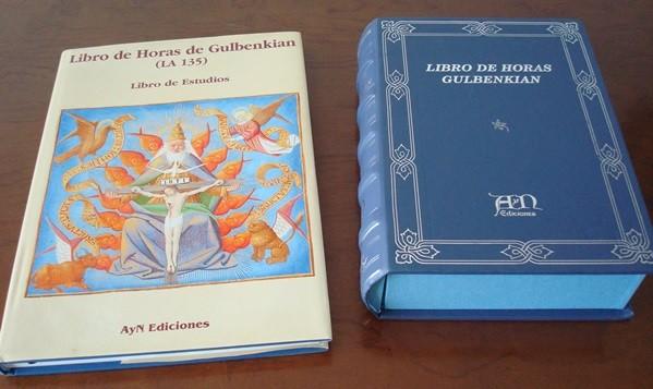 Libro de Horas de Gulbenkian, s. XV *****