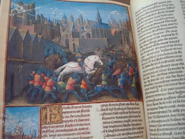Les Passages d'Oultremer (Los Pasajes de Ultramar), año 1474