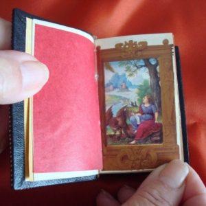 Diminuto Devocionario o Libro de Horas de Felipe II, s. XVI