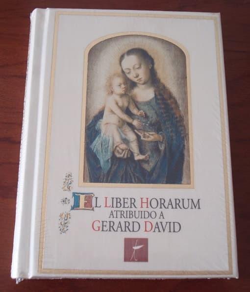El Liber Horarum atribuido a Gerard David, año 1486