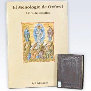 Menologio Bizantino de Oxford, s. XIV