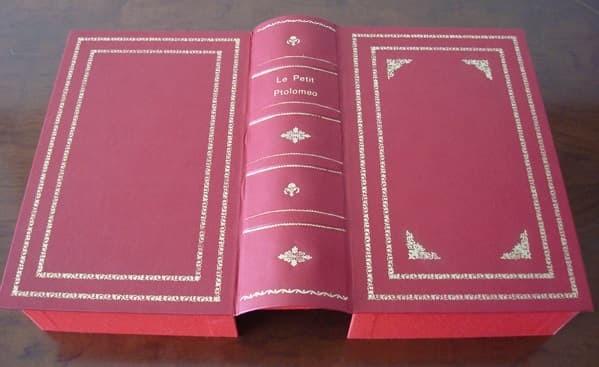 Le Petit Ptolomeo, siglo XV (5*) (con estuche adicional)